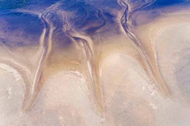 Luftbild Nordfriesland