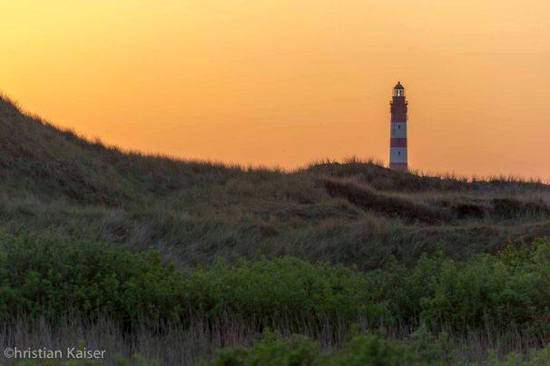 Der Leuchtturm Amrum steht im Süden der deutschen Nordseeinsel Amrum, etwa zwei Kilometer westlich von Wittdün. Er gehört zur Gemeinde Nebel und ist eines der Wahrzeichen der Insel. Im Sommerhalbjahr ist er für den Publikumsverkehr geöffnet.