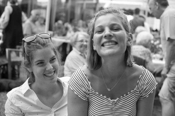 Sommerfest im Altenheim Fallen Anker 2018