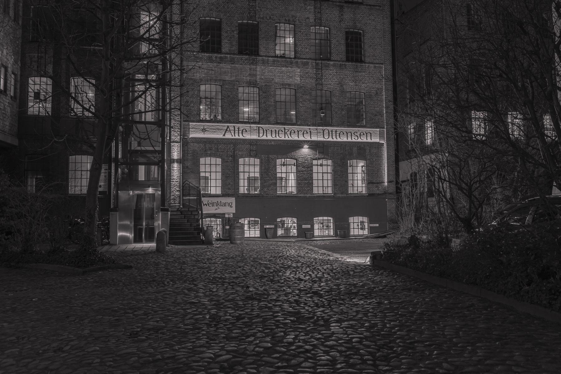 image of Alte Druckerei in Hamburg-Ottensen- Altona