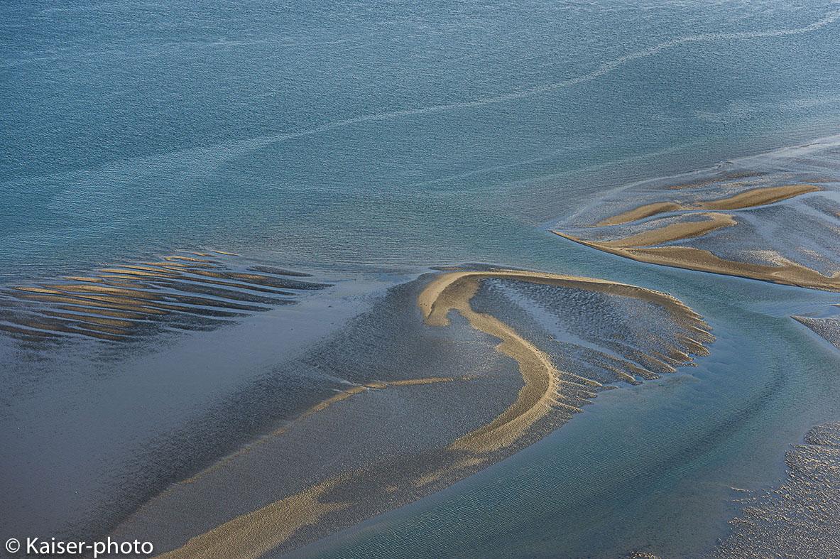 wadden sea, Sand und Meer